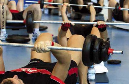 Musculation et complexe d Adonis 06424617797