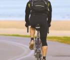 Cycliste de dos -Les affections périnéales-MDS121